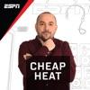 Cheap Heat with Peter Rosenberg artwork