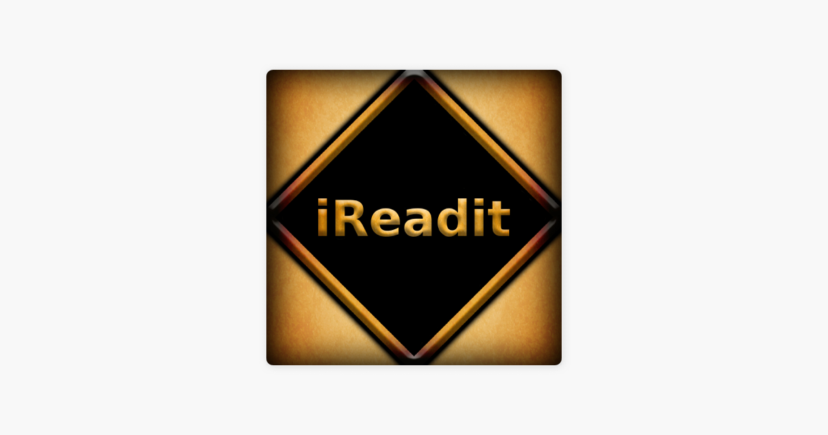 iReadit on Apple Podcasts