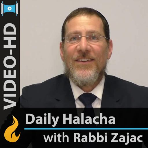 Cover image of Daily Halachah (Video-HIGH)