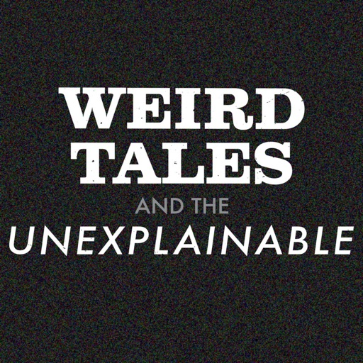 Cover image of Weird Tales and the Unexplainable