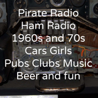 1960s UK radio girls pubs cars clubs podcast
