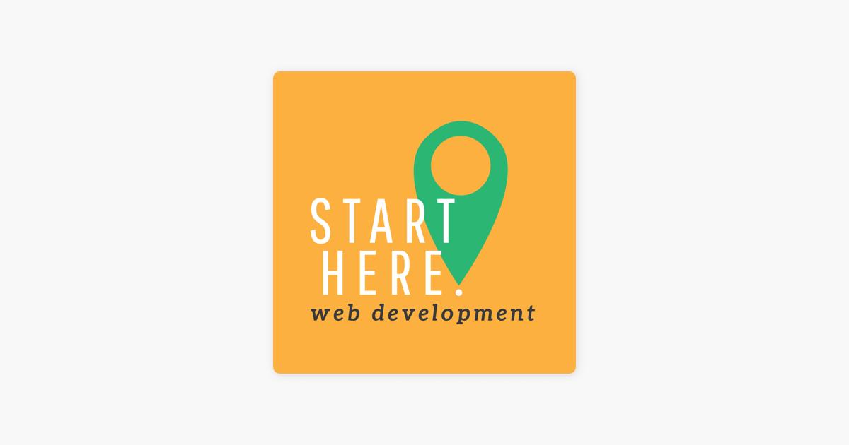 Apple Podcasts에서 만나는 Start Here: Web Development
