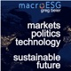 Macro ESG: markets, politics, and technology for a sustainable future with Greg Beier