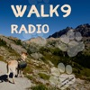 WALK9 Radio artwork