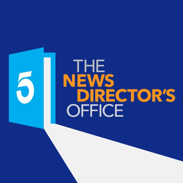 The News Director's Office