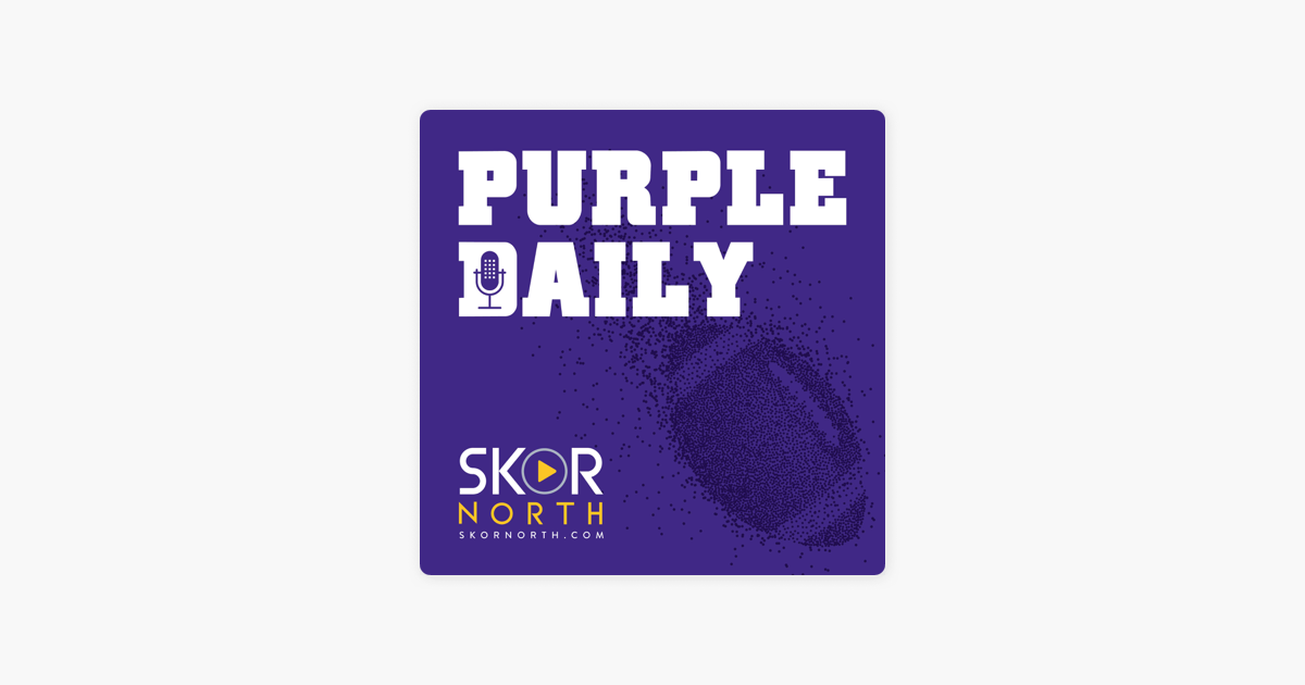 Purple Daily on Apple Podcasts