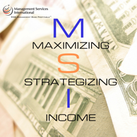 Maximizing Strategizing Income aka MSI podcast