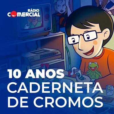 Rádio Comercial - Caderneta de Cromos 10 Anos:Nuno Markl