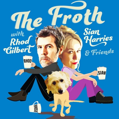 THE FROTH with RHOD GILBERT, SIAN HARRIES & Friends:Llanbobl Vision