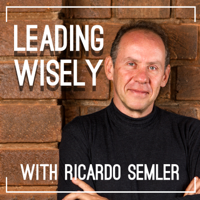 Podcast cover art for Leading Wisely