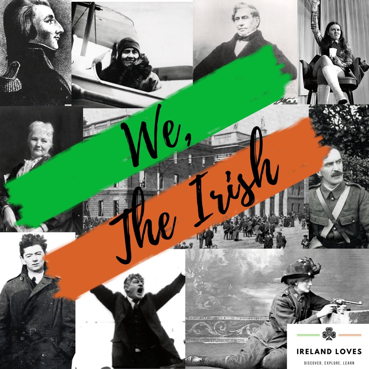 We, The Irish