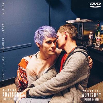 Awsten + Travis' Slumber Party:Awsten + Travis, the good boys