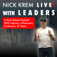 Nick Krem Live podcast