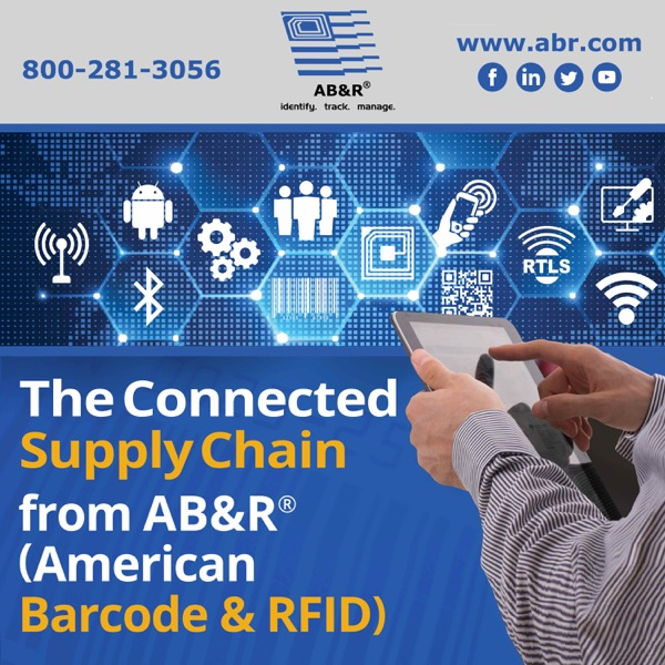 The Connected Supply Chain from American Barcode & RFID (AB&R)