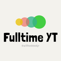 Going Full Time on YouTube podcast