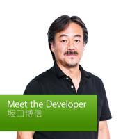 Meet the Developer:Hironobu Sakaguchi podcast