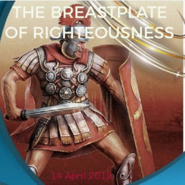 Kingdom Embassy House: The Breastplate of Righteousness on