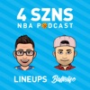 4 SZNS NBA Podcast artwork