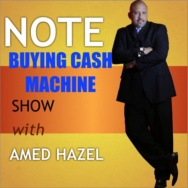 Note Buying Cash Machine with Amed Hazel