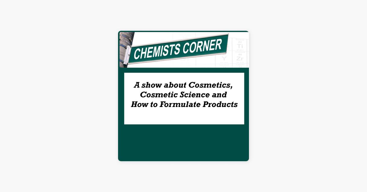 Cosmetic Chemistry Ebook