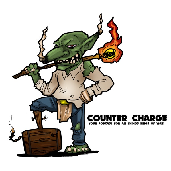 Counter Charge - Ranks, Flanks and Kings of War