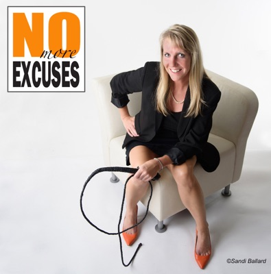 No More Excuses: Monday Motivation podcast