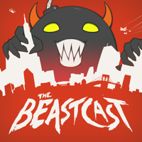 Podcast cover art for The Giant Beastcast