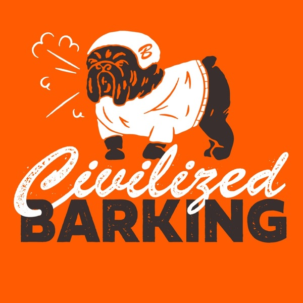 Civilized Barking: A show about the Cleveland Browns image