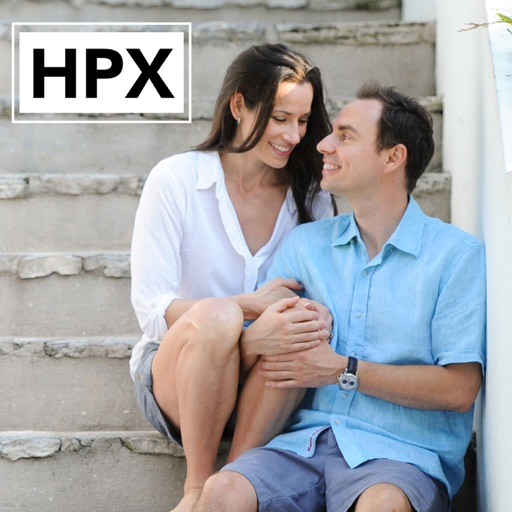 Cover image of HPX podcast