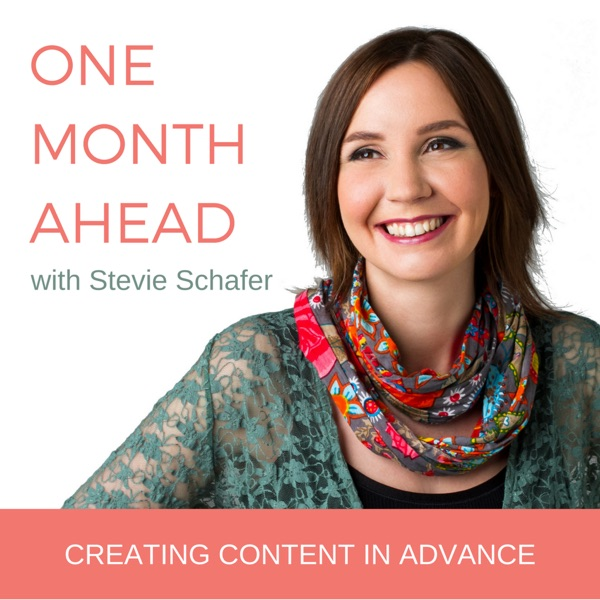 One Month Ahead Podcast