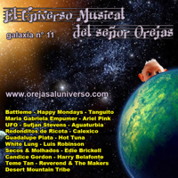 N° 11 - El Universo Musical del Señor Orejas podcast