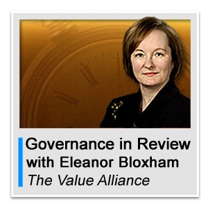 Governance in Review (video)
