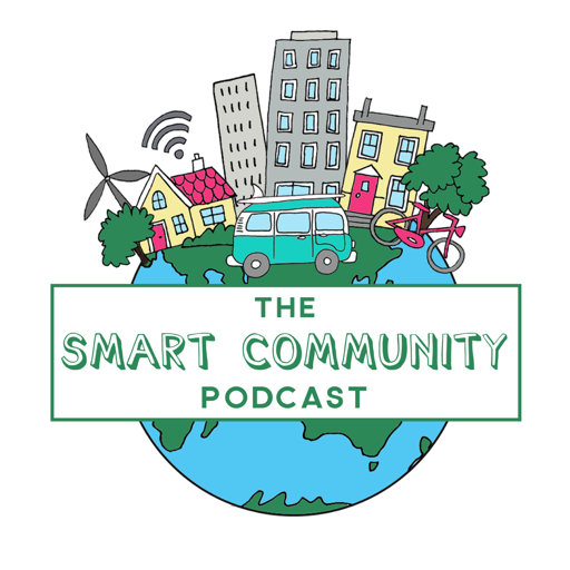 Cover image of The Smart Community Podcast
