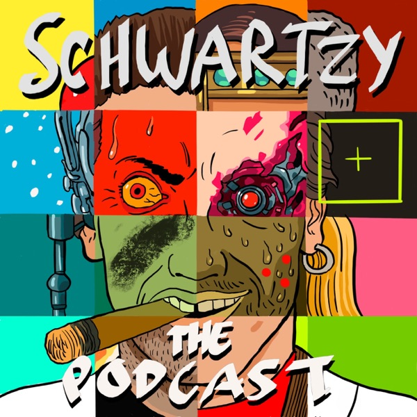 Thirsty For More Presents: Schwartzy The Podcast