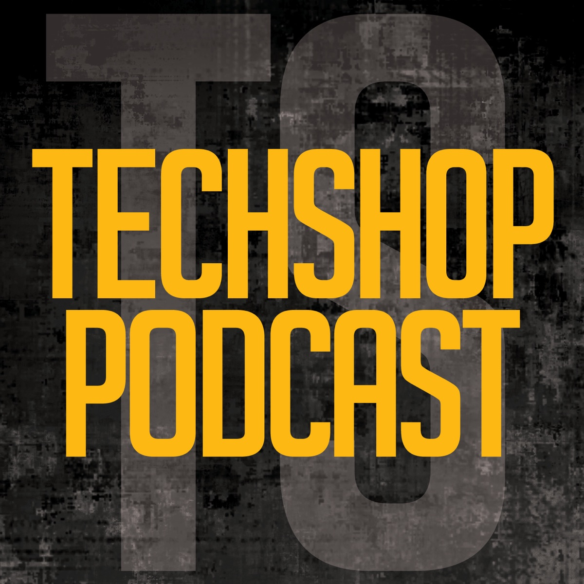 TechShop's The Code Reader Podcast