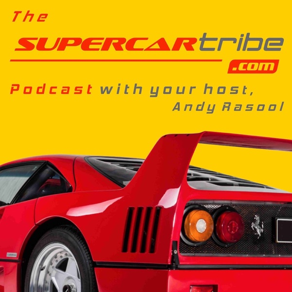 Andy Rasool - Talking Ferrari With FerrariHub
