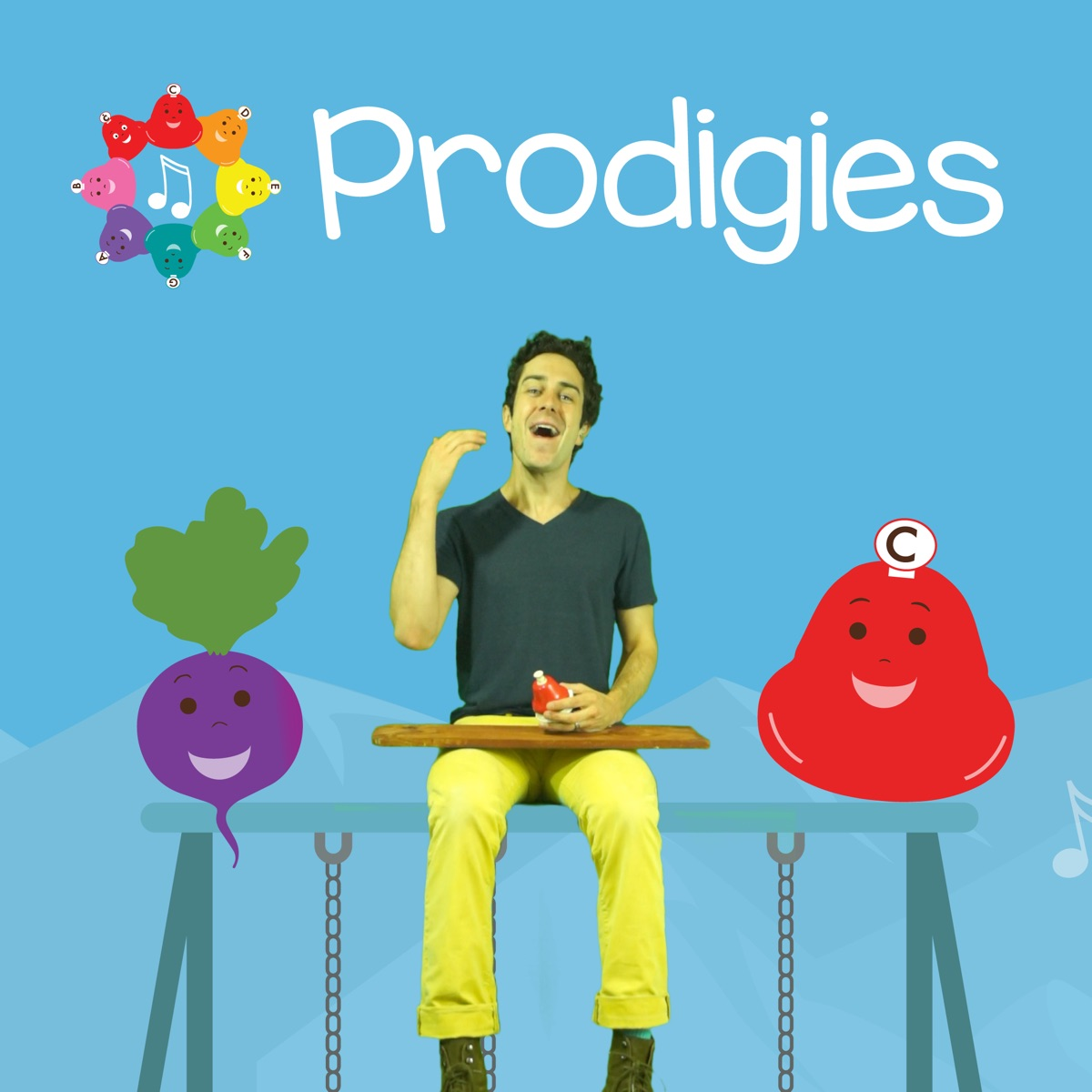 Prodigies: Lessons for the Young Musician