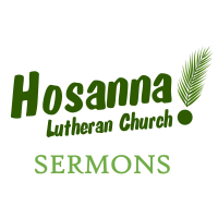 Hosanna! Sermons podcast