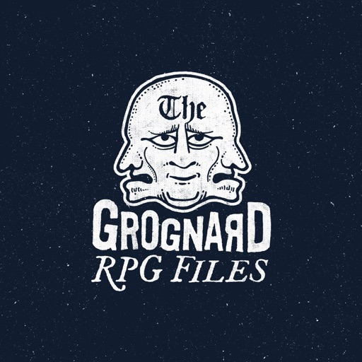 Cover image of The GROGNARD Files