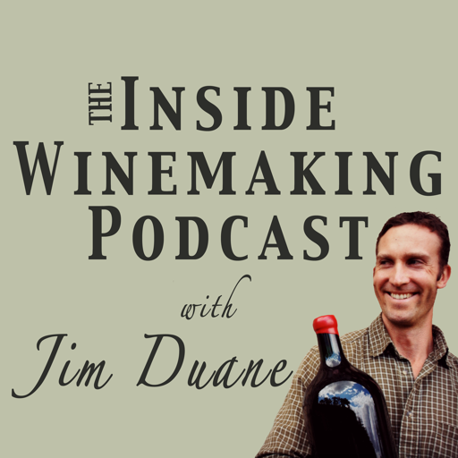 Cover image of The Inside Winemaking Podcast with Jim Duane