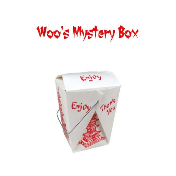 Woo's Mystery Box