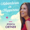 Adventures in Happiness with Jessica Ortner artwork