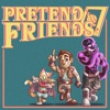 Pretend Friends - Tabletop RPG Adventures artwork