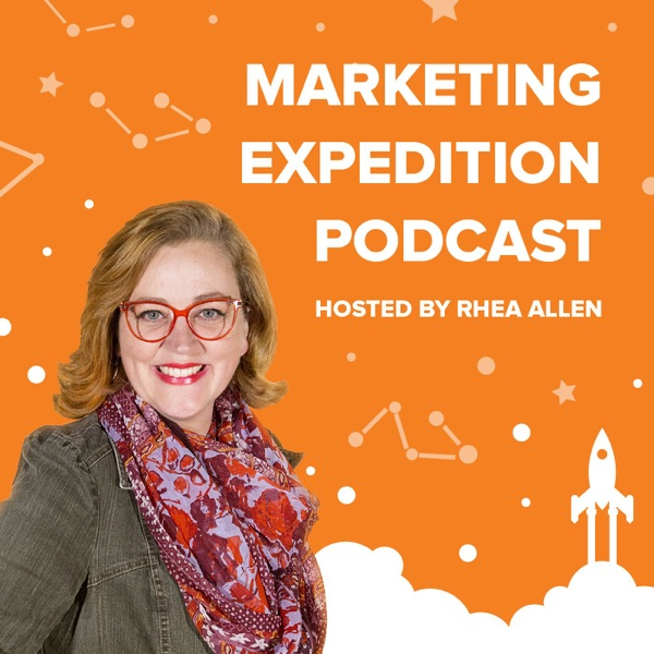 Marketing Expedition Podcast with Rhea Allen, Peppershock Media