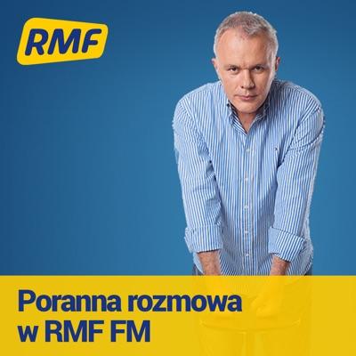 Poranna rozmowa w RMF FM:RMF FM
