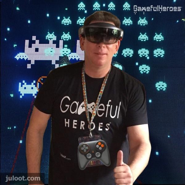 GamefulHeroes מִשְׂחוּק העתיד עם חנן גזית