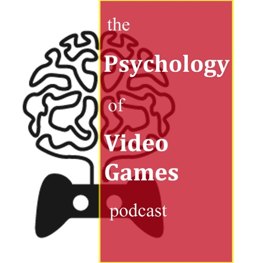 Cover image of Psychology of Video Games Podcast