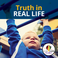 """Kids4Truth Clubs """"Truth In Real Life Moments"""" podcast"""