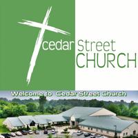 Cedar Street Church podcast