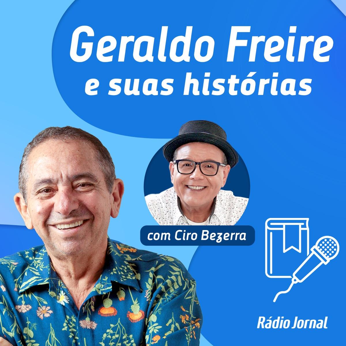 Geraldo Freire e suas histórias